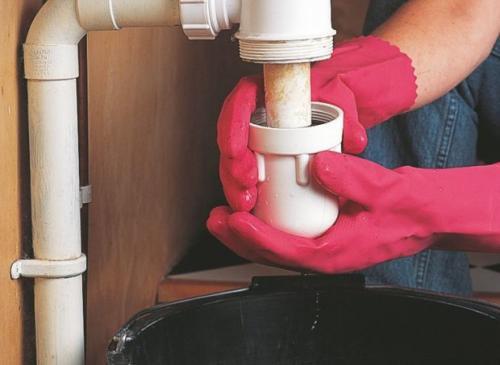 Как прочистить канализационную трубу в домашних условиях. Места засора канализации