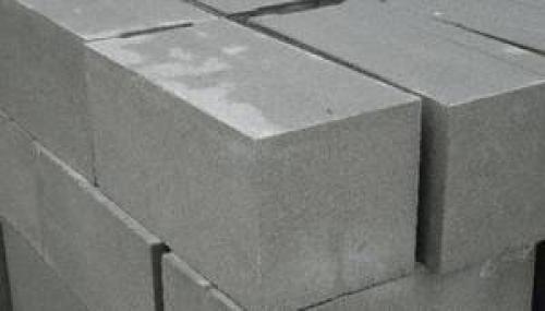 Фундамент столбчатый из блоков. Виды бетонных блоков