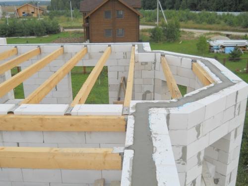 Строительство межэтажных перекрытий. Межэтажные перекрытия в частном доме