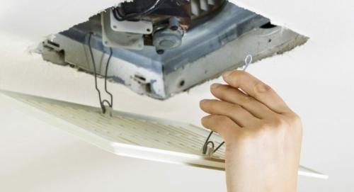 Установка приточной вентиляции в квартире. Область применения стенового приточного клапана