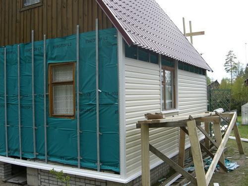 Дом деревянный ремонт. Предварительный этап