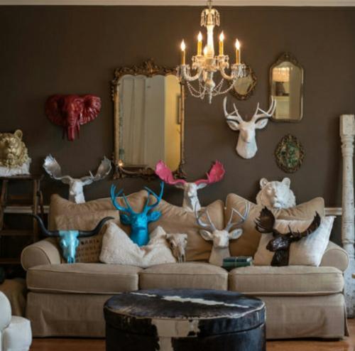 Что повесить над угловым диваном. Что повесить над диваном — креативные решения!