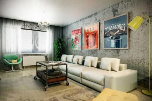 Какие картины повесить над диваном. Как определиться с выбором: популярные техники выполнения