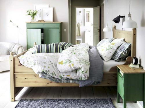 Текстиль в спальне сочетания. 7 основных правил подбора текстиля для спальни