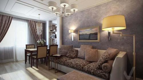 Ремонт в панельном доме трехкомнатной квартиры. Как сделать ремонт в трехкомнатной квартире?