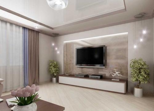 Дизайн зала в частном доме. Создаем неповторимый дизайн зала в частном доме