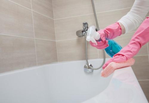 Уборка в ванной комнате. 10 советов по уборке ванной комнаты