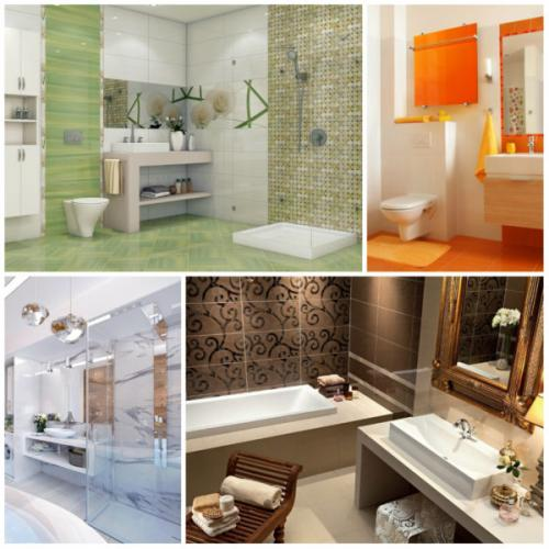 Замена плитки в ванной комнате. Требования к материалам для ванной