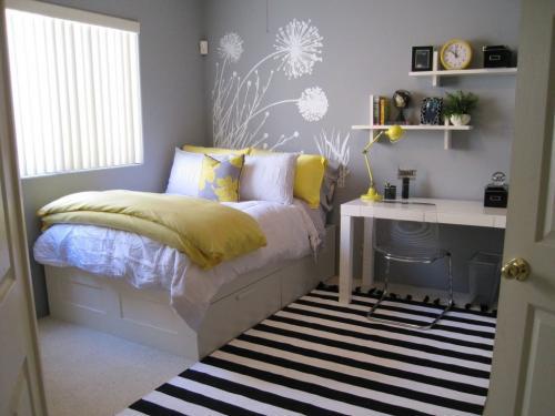 Идеи ремонта для комнаты. Ремонт в маленькой комнате: преимущества и сложности