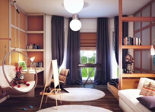Идеи для ремонта маленькой комнаты. Варианты декорирования небольшой комнаты