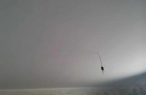 Ремонт потолка квартире. Вариант №1 – побелка потолка