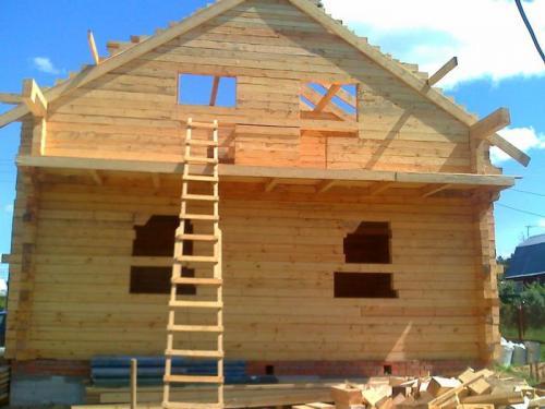 Как самим построить дом. Тонкости выбора материалов
