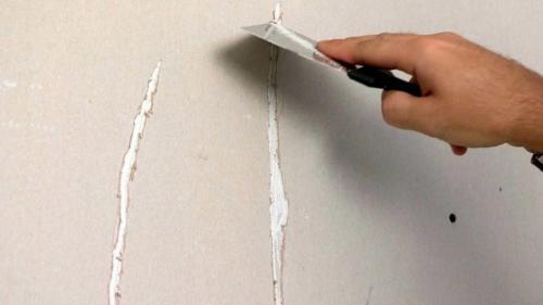 Ремонт потолка из гипсокартона. Варианты ремонта потолков из гипсокартона
