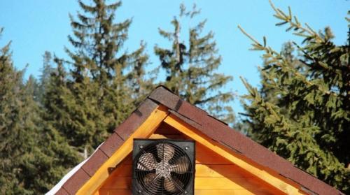 Принудительная вентиляция в частном доме своими руками схема. Как сделать вентиляцию в частном доме?