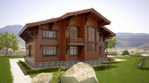 Окна для деревенского дома. Красивые окна в деревянном доме — лучшие идеи дизайна, советы по выбору материалов и варианты установки (90 фото)