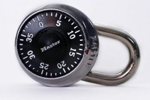 Установка кодового замка на металлическую дверь. Типы замков