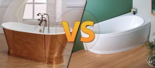 Акриловая ванна срок службы. Акриловая или чугунная ванна: большая надежность или максимальный комфорт?